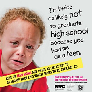 New York Teen Pregnancy PSA
