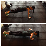 5. Triceps Push-Up