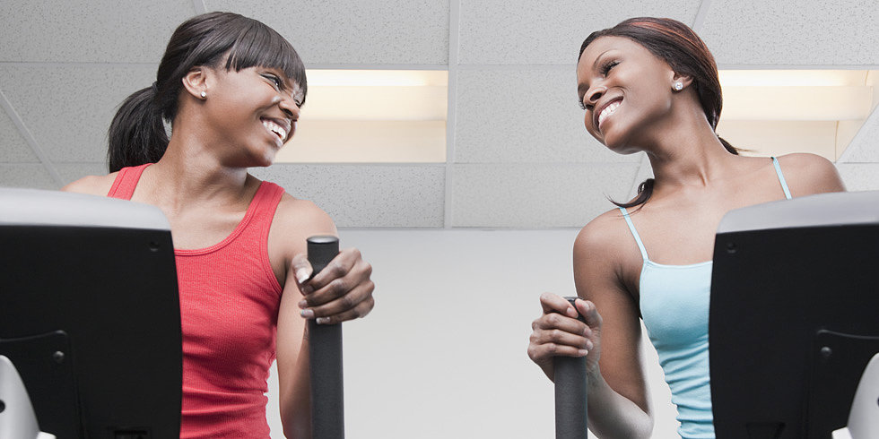 5 Reasons to Love the Gym That Have Nothing to Do With Weight Loss