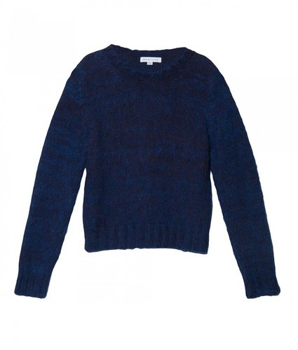 See By Chloe Long Sleeve Knit Sweater