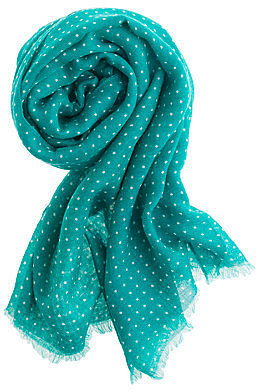 Dot scarf