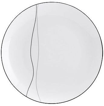 Threads Modern Dinner Plate