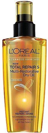 L'Oreal Advanced Haircare Total Repair 5 Multi-Restorative Dry Oil
