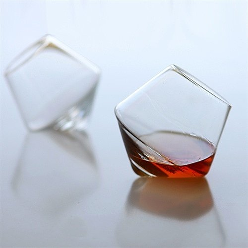 Sempli - Cupa Rocks Whiskey Glasses - Set of Two