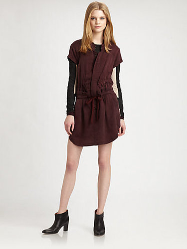 See by Chloe Drawstring Dress
