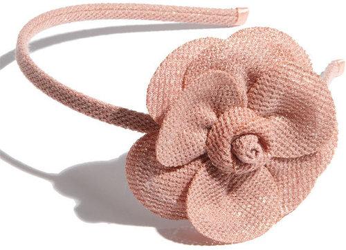 Cara Accessories 'Chic and Modern' Flower Headband