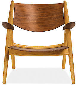 Wegner Sawbuck Chair