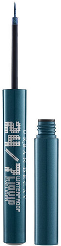 Urban Decay 24/7 Waterproof Liquid Eyeliner, Siren 0.25 fl oz (7.5 ml)