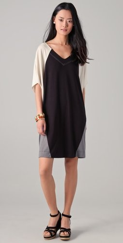 Marc By Marc Jacobs Colorblock Drapey Tunic