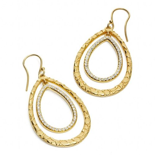 Signature Teardrop Earrings
