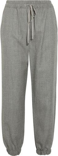 3.1 Phillip Lim Wool drawstring pants