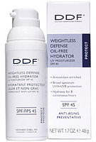 DDF Weightless Defense Hydrator UV Moisturizer SPF 45 1.7oz
