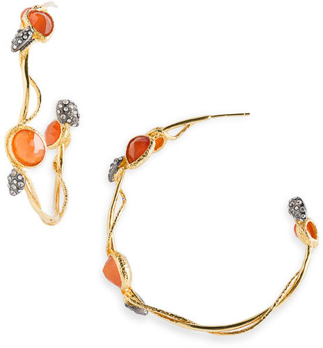 Alexis Bittar 'Elements' Hoop Earrings