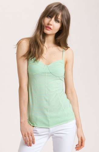 Free People Striped Camisole
