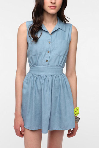 Motel Pam Shirtdress