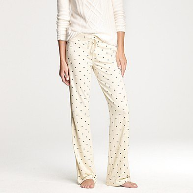 Dreamy cotton pant in starscape