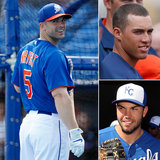 Spring Training Cuties Hit a Home Run to Our Hearts