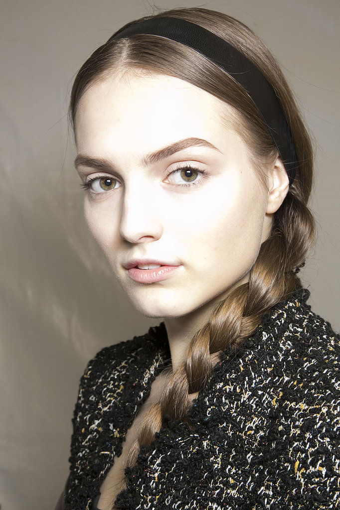 The Hair at Valentino, Paris