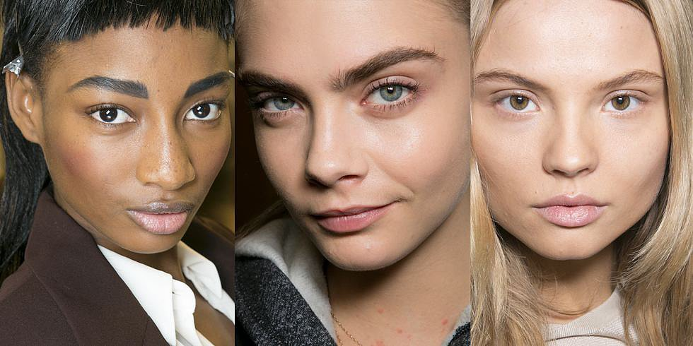 Paris Fashion Week: The Best Beauty Looks Up Close