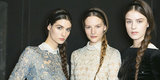 Zoom in on the Best Hair and Makeup From Paris Fashion Week