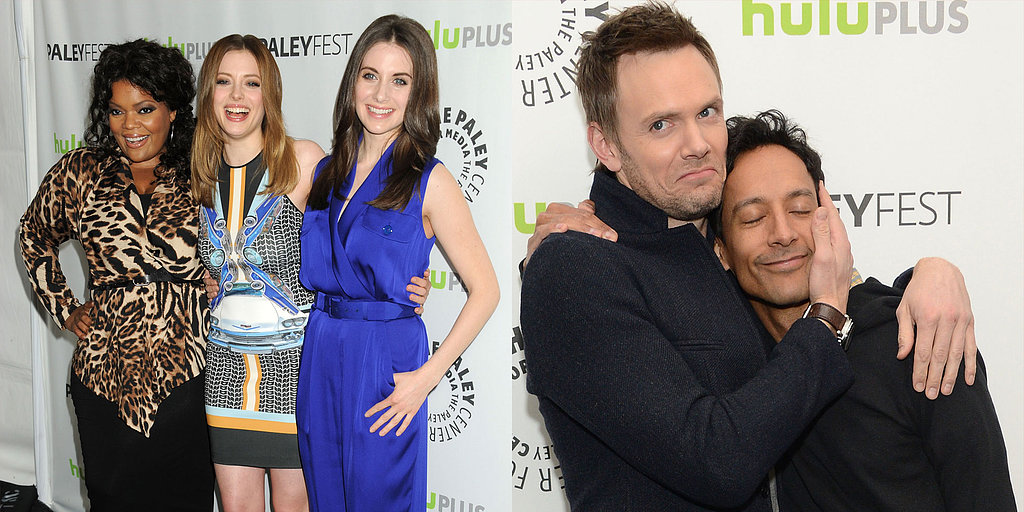 Community Previews an Upcoming Puppet Episode at PaleyFest