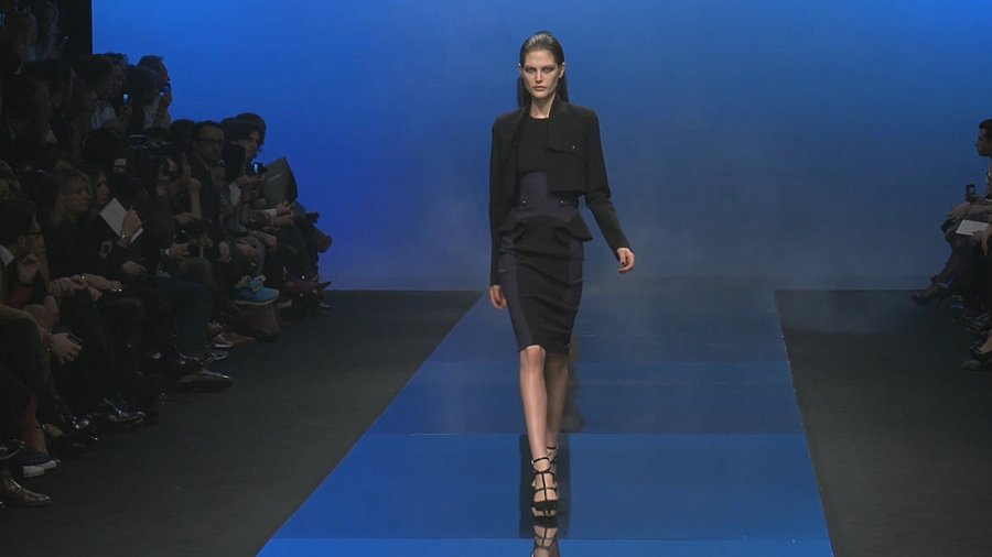 Elie Saab's Fall '13 Has Hollywood Written All Over It
