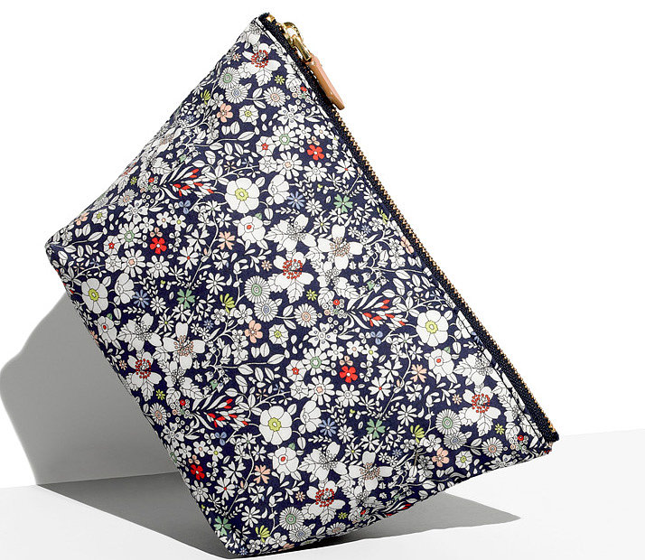 The Liberty Art Fabrics For J.Crew Lookbook | Spring 2013