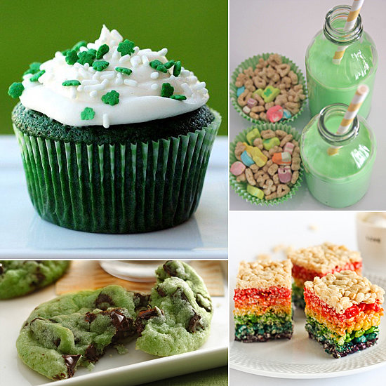 15 Sweet St. Patrick's Day Treats Just For Lucky Tots