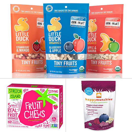 8 New Snacks to Put in the Diaper Bag For Moms and Tots