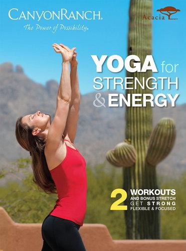 Canyon Ranch Yoga DVD Review