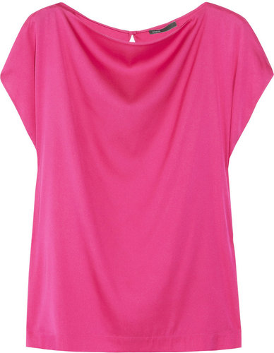 Vince Stretch-silk top