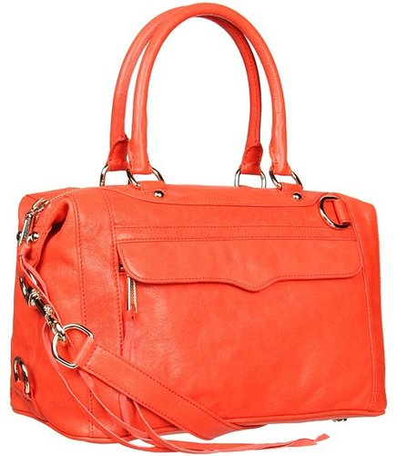 Rebecca Minkoff - Mab Mini (Almond) - Bags and Luggage
