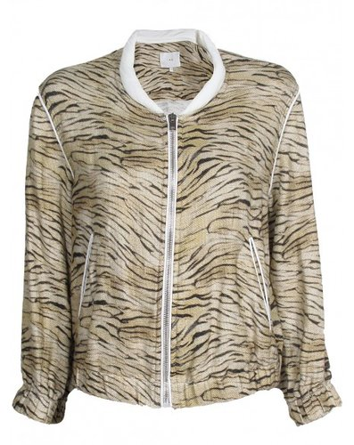Jeffry Animal Bomber Jacket