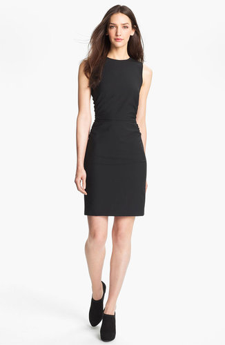 Theory 'Elowen' Wool Sheath Dress