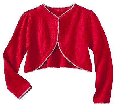 JUST ONE YOU  Made by Carters  Infant Toddler Girls&#039; Sweater - Red