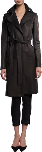The Row Drawly Coat