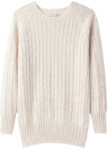 Margaret Howell / Cable Knit Cashmere Sweater