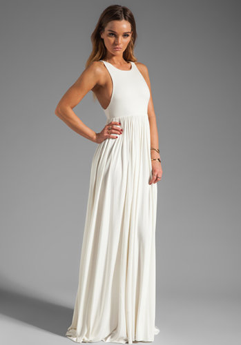 Rachel Pally Anya Tank Maxi Dress in White from REVOLVEclothing.com