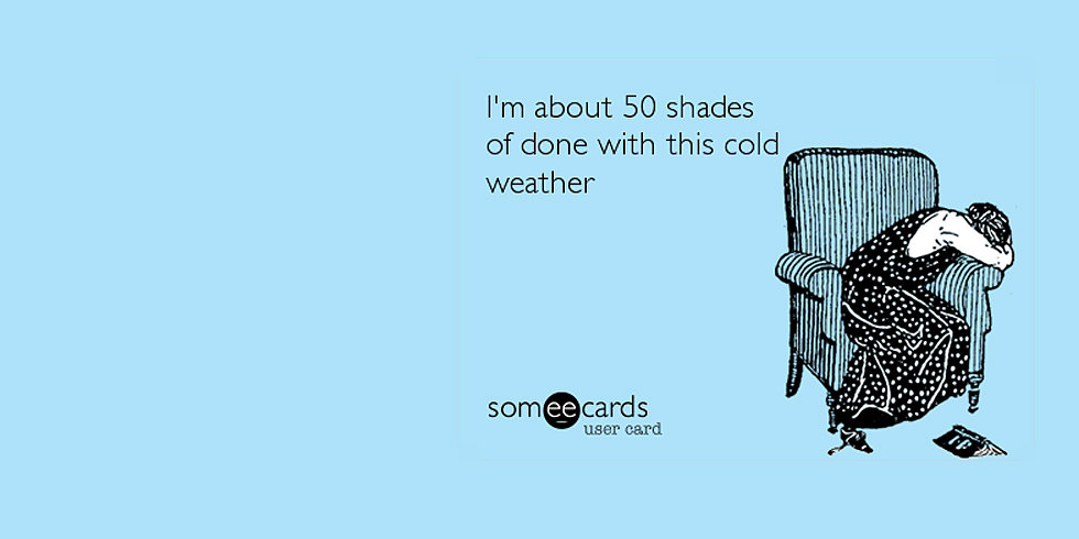 Sarcastic Spring-Themed Someecards