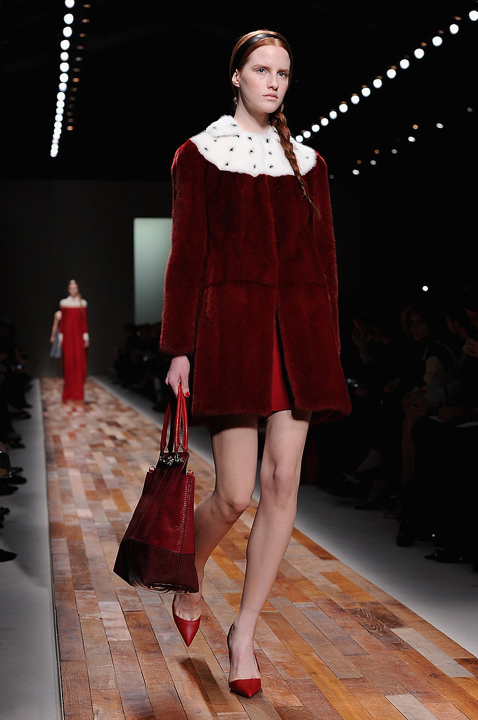 2013 Autumn Winter Paris Fashion Week: Valentino