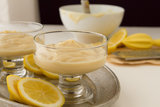 Vegan Lemon Pudding