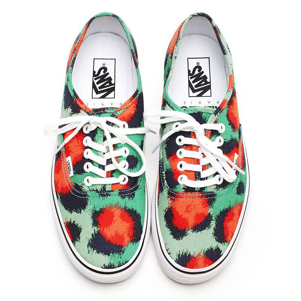 See All the Shoes From Kenzo's Fourth Shoe Collaboration With Vans