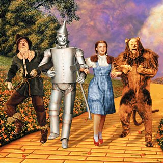 Oz the Great and Powerful vs. The Wizard of Oz