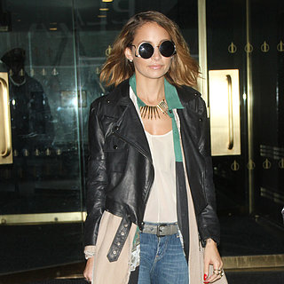 Nicole Richie Visiting the Today Show | Pictures