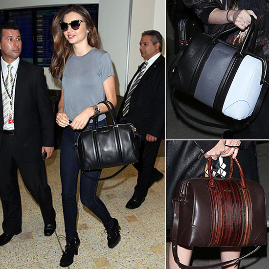 Givenchy's Lucrezia Bag Is the Latest A-List It Bag