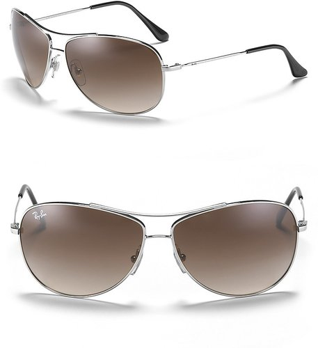 Ray-Ban Bubble Wrap Aviator Sunglasses