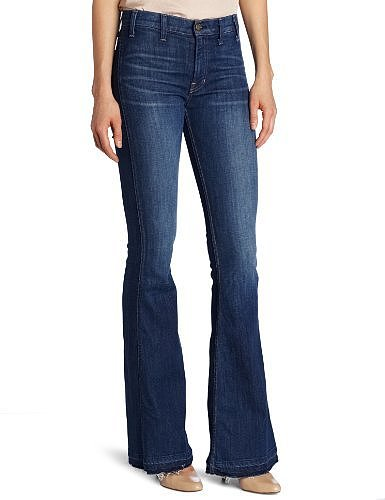 TEXTILE Elizabeth and James Women's High Rise Jimi Jean