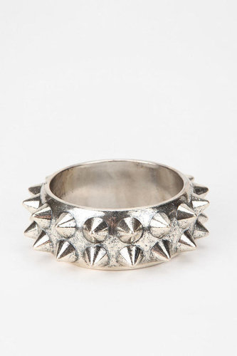 UO Spiked Bangle Bracelet
