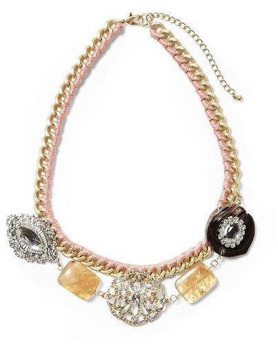 Sabine Vintage Multi Pendant Necklace