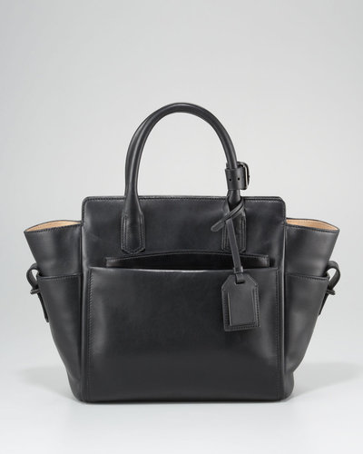 Reed Krakoff Mini Atlantique Tote Bag, Black Multi